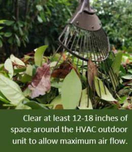 HVAC Spring Cleaning Checklist